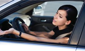 Car sharing may bring pitfalls.