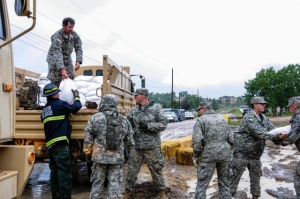 National Guard Helps Colorado Residents