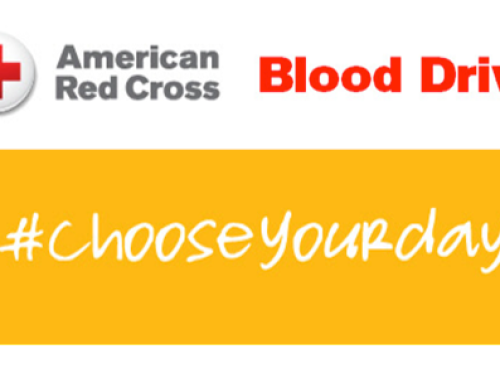 Upcoming Event: D,G Blood Drive, 8/13